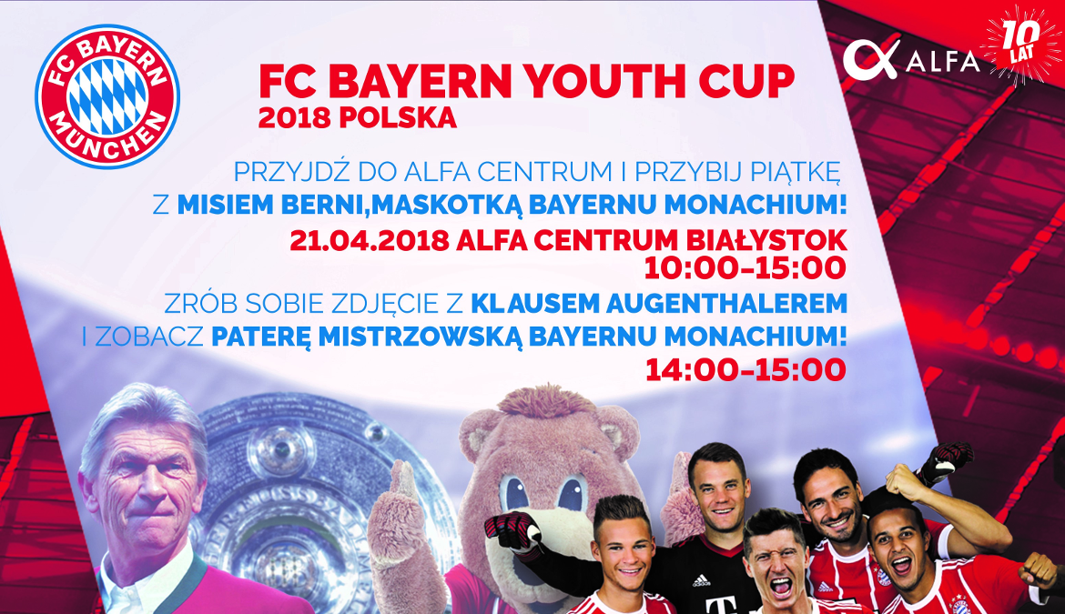 The FC Bayern Youth Cup
